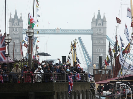 Diamond Jubilee River Pageant